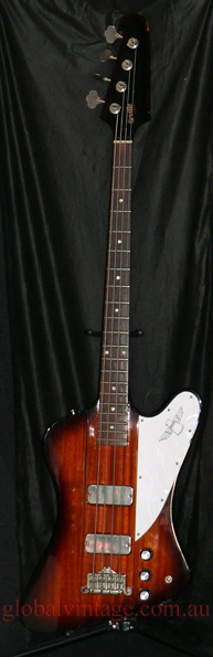 ~SOLD~Orville by Gibson Japan Thunderbird