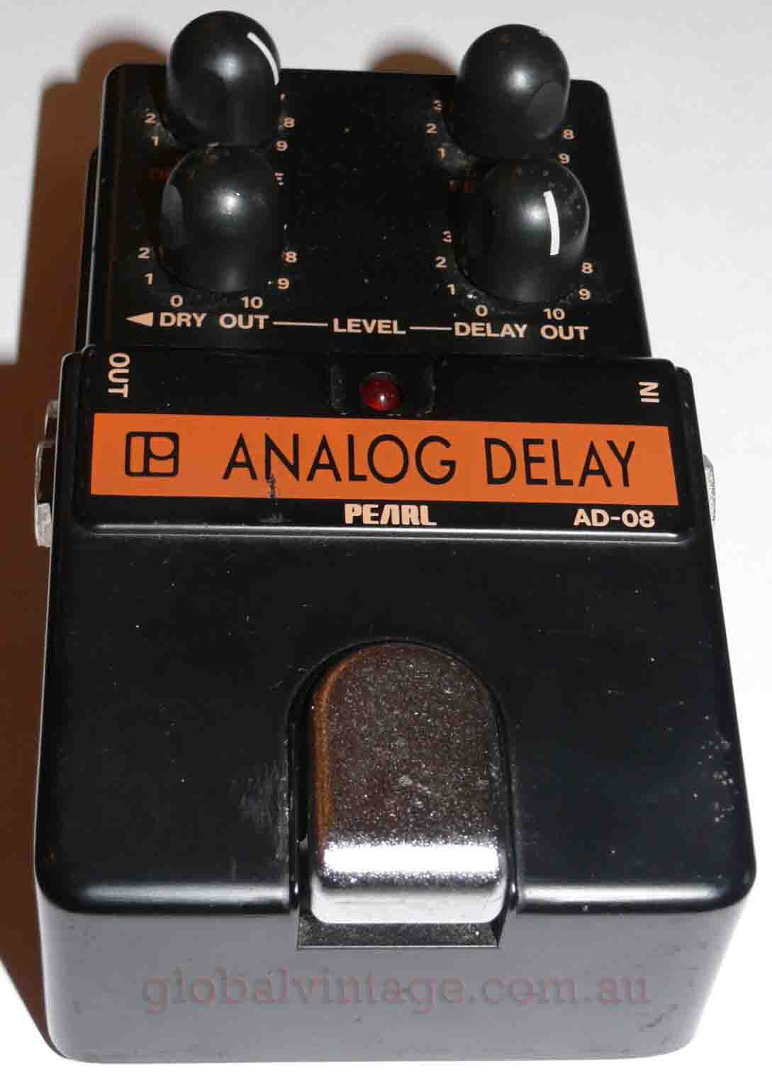 ~SOLD~Pearl AD-08 Analog Delay
