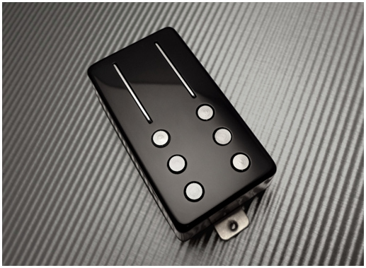 Railhammer Anvil Bridge pickup - chrome & black