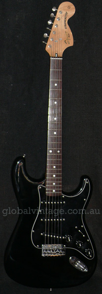 "~SOLD~Squier by Fender Japan ""SQ"" series `72 Stratocaster Reissu"
