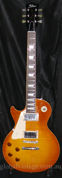 ~SOLD~Tokai Japan `57 L.P. Flametop Std type LEFTY- okai LS110F/