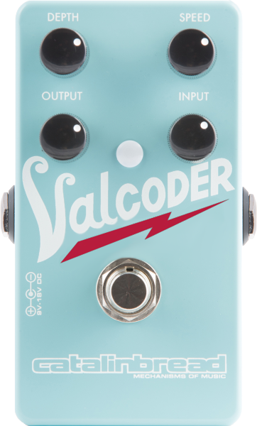 Catalinbread Valcoder Tremolo