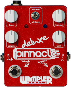 Wampler U.S.A. V1 Pinnacle Deluxe