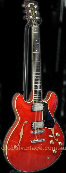 ~SOLD~Yamaha Japan `80 SA-1000 semi acoustic